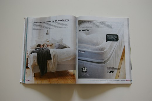 d co le nouveau catalogue ikea est l le blog de bea. Black Bedroom Furniture Sets. Home Design Ideas