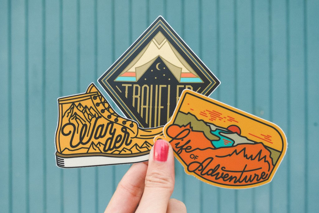 asilda-store-Adventure Sticker Set
