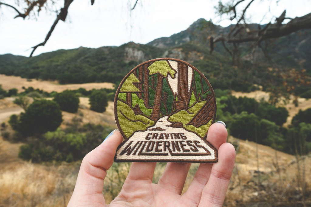 asilda-store-Craving Wilderness Patch 02